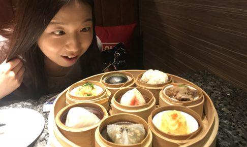 中国の食事はおいしい