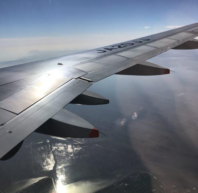 リモートガール|飛行機は窓側に座ろう。