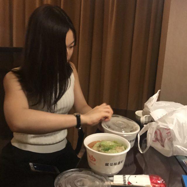 中国の食事は出前アプリ「美团外卖」を使おう