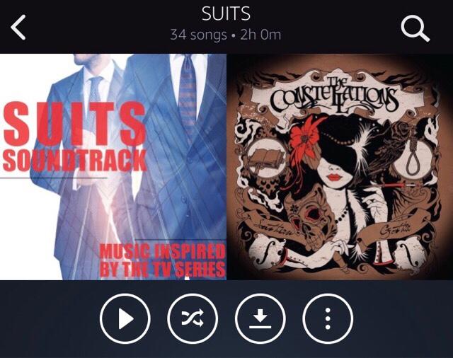 SUITSの挿入歌はかっこいい!