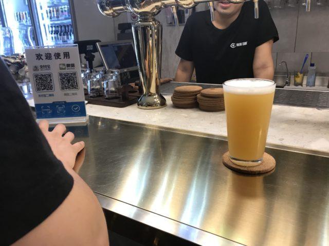 上海のビールバー