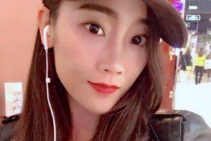 中国の美人OL