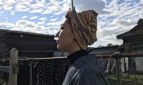 久留米絣とパリコレモデルのコラボレーション|リモートガール