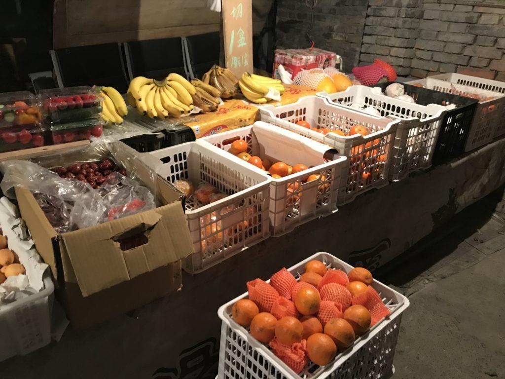中国はフルーツが安い!|リモートガール