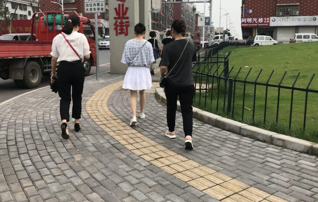 中国の女性はバックが小さい件|リモートガール