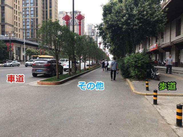 中国には3種類の道がある|リモートガール