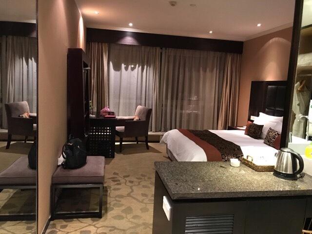 義烏 バリ プラザ ホテル (義烏巴里島広場酒店)宿泊レビュー