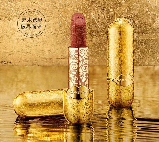 実店舗で購入できるかわいい中国コスメブランド一覧|CARSLAN(クリムト「接吻」コラボ)
